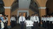 Con homenaje en el Palacio Municipal, dieron último adiós a la agente Eloisa