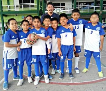 Liga Premier Estudiantil de Voleibol Tehuacán