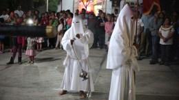Encapuchados En Tehuacán