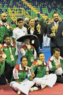 Panamericano de Parataekwondo Costa Rica 2017