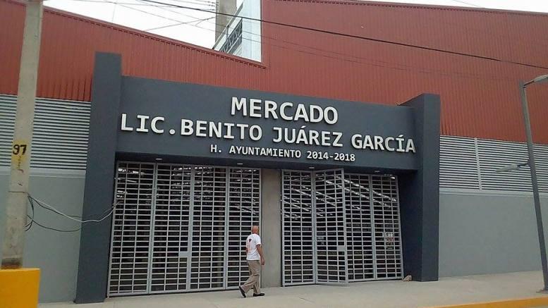 "Mercado ""Benito Juárez"""