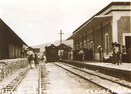 El Ferrocarril de Tehuacán, un servicio autorizado en el gobierno de Porfirio Díaz