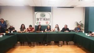 Trabajadores de Notimex iniciaron huelga
