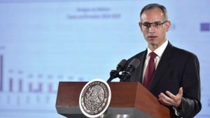 Pandemia va en descenso, afirma López-Gatell