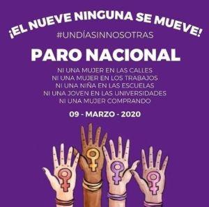 #Opinión «Un día sin mujeres»
