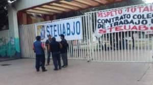 #Oaxaca Sin solución huelga de STEUABJO