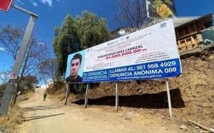 Destruyen anuncios con rostro de Juan Vera, presunto autor intelectual del ataque con ácido contra María Elena Ríos
