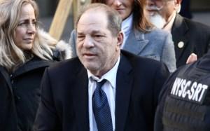 Condenado a 23 años de prisión, ex productor de cine Harvey Weinstein