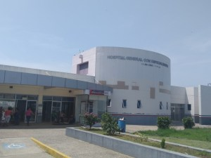 #Oaxaca Concluye paro de enfermeras en hospital de Salina Cruz