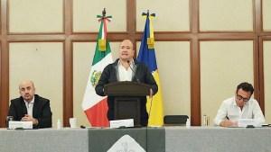 Gobernador de Jalisco anuncia estímulos económicos ante contingencia sanitaria