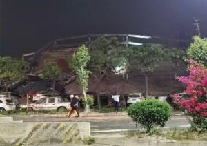 Se derrumba hotel usado para cuarentena en China