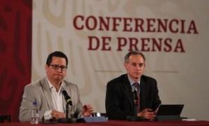 Salud estima que hay 26 mil casos de coronavirus en México