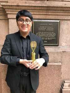 #Oaxaca Manuel Casas, pianista, orgullo oaxaqueño