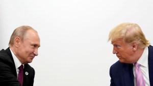 Evalúan EU y Rusia, intensificar cooperación ante pandemia