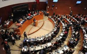 Senado elige nueva Mesa Directiva