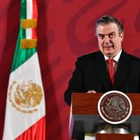 Confirma Marcelo Ebrard que sí buscará ser candidato a la Presidencia