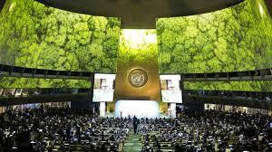Reino Unido propone noviembre de 2021 para cumbre de cambio climático de la ONU