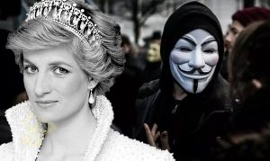 Anonymous viraliza información sobre la muerte de Lady Di