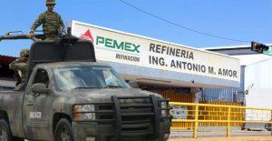Revela SEDENA intento de ataque en Refinería de Guanajuato