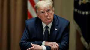 Afirma Trump que regresará «de alguna forma»