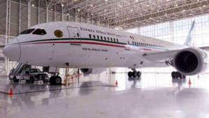 Reconoce AMLO que no ha podido vender el avión presidencial