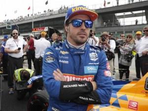 Fernando Alonso, de vuelta al automovilismo