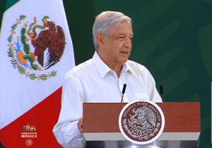 México de los países con menos afectación económica. AMLO