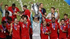 Bayern Múnich se corona con su sexto triunfo en la Champions