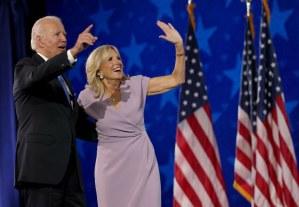 Biden acepta la candidatura demócrata a la presidencia de EU