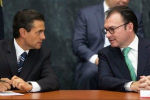Emilio Lozoya implica a Peña Nieto y Videgaray en sobornos, en primeras declaraciones
