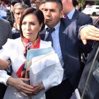 Pena de seis años, ofrece defensa de Rosario Robles