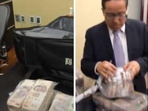 Se filtra video de supuestos sobornos a actores políticos, en caso Lozoya