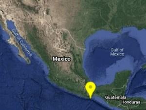 Despierta Oaxaca con sismo