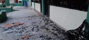 Incendian palacio municipal en Oaxaca, por conflicto político, señalan reportes policíacos