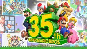 Nintendo celebra 35 años de Mario Bros con relanzamiento de clásicos