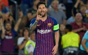 Messi se queda con el Barcelona hasta 2021