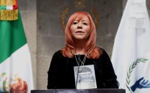 Activistas piden renuncia de Rosario Piedra a la CNDH