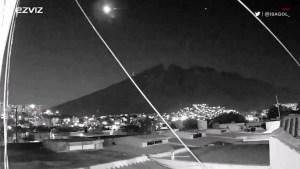 """Fue """"basura espacial"""" y no meteorito lo que impactó en Tamaulipas, señala investigador de la UNAM"""