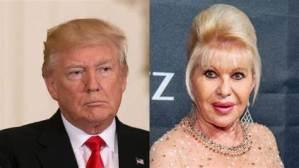 Trump es mal perdedor, dice su ex esposa