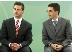 Bazbaz y Elías Beltrán, cercanos a Peña Nieto, libran orden de captura