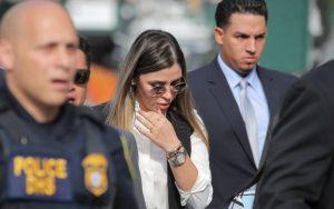 Detienen en EU a Emma Coronel, esposa de «El Chapo» Guzmán