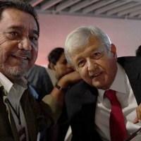 Pasa Salgado Macedonio a las amenazas