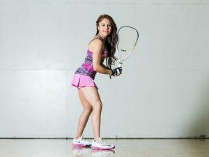 Paola Longoria, la octava mejor deportista de Juegos Mundiales