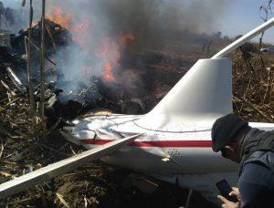 Vinculan a proceso a dueño de avión en el que murieron los Moreno Valle