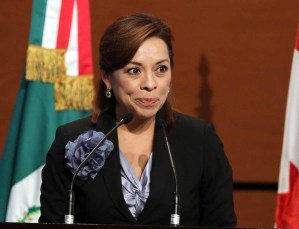 Josefina Vázquez Mota acusa violencia de género por parte de Fox y Calderón