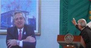 Cooperación por vacunas entre México y Argentina, fortalece independencia