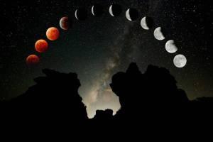 No te pierdas el primer eclipse lunar de 2021