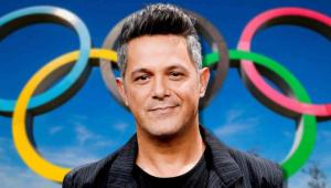 Alejandro Sanz participa en inauguración de Juegos Olímpicos