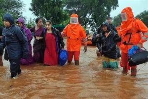 Ahogan lluvias a India. Hay 32 muertos