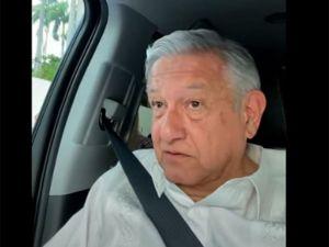 Maestro de la CNTE retienen a AMLO